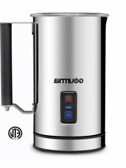 NEW Gourmia GMF215 Cordless Automatic Electric Milk Frother