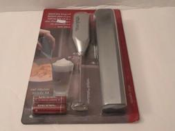 New Aerolatte Milk Frother  For A Perfect Cappuccino Or Latt