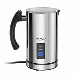 NEW VAVA Milk Frother Model VA-EB008  Hot, Warm, or Cold Mil
