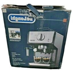 Open Box DeLonghi ECP3220 15 Bar Espresso and Cappuccino Mac