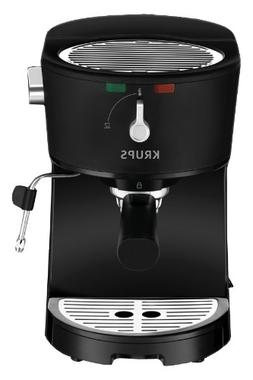 Krups Opio Pump Boiler Espresso Machine - Milk Frothing Nozz