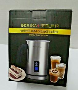 Philippe + Aglioni Italian Electric Milk Frother - Coffee Wa