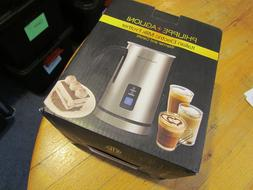 Philippe + Aglioni Italian Electric Milk Frother Warmer and
