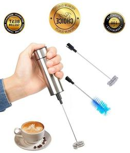 portable drink mixer milk frother