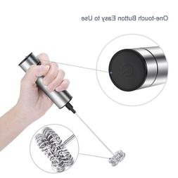 Powerful Electric <font><b>Milk</b></font> <font><b>Frother<