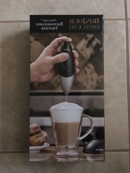 Bonjour Primo Latte Rechargeable Hand-Held Beverage Whisk/Mi