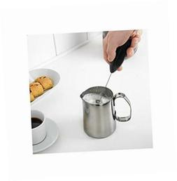 IKEA PRODUKT Milk Frother Handheld Foamer Cappuchino Latte E