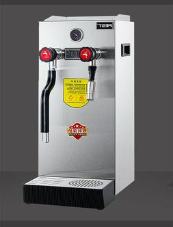 professional espresso coffee milk foam machine steam