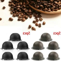 Refillable Reusable Drinks Coffee Capsule Cup For Nespresso