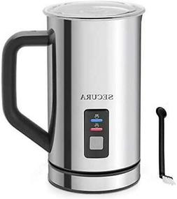 Secura Automatic Electric Milk Frother and Warmer , New