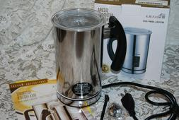 SECURA Automatic MILK FROTHER MMF-003~NEW! 250 ML, SS Cappuc