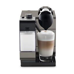 Silver DeLonghi EN520SL Lattissima Plus Nespresso Capsule Sy