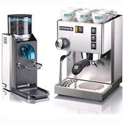 Rancilio Silvia M Espresso Machine & Rocky doserless Grinder