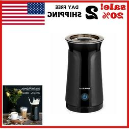 SimpleTaste Milk Frother and Warmer Foam Maker for Hot or Co