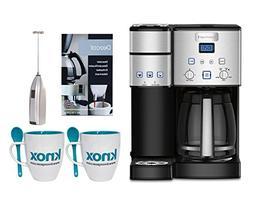 Cuisinart SS15 Premium Single Serve Coffeemaker + kit