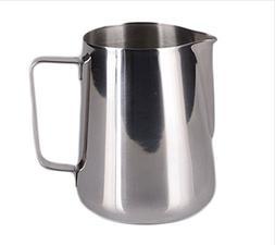Stainless Steel Espresso Coffee Pitcher Barista 600ml 20 Oz