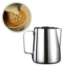 Stainless Steel Milk Frother Pitcher Espresso Frother Pitche