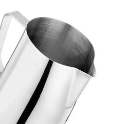 Stainless Steel Milk Frother Pitcher for Latte Coffe Frothin