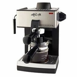 Steam Espresso Machine Cappuccino Expresso Latte Coffee Make