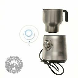 USED Breville BMF600XL Cafe Milk Frother in Stainless Steel