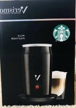 Starbucks Verismo Electric Milk frother  system foamer B00U1