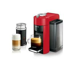 vertuo evoluo coffee and espresso machine