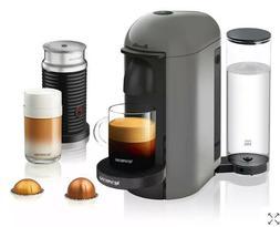 Nespresso Vertuoplus Espresso Coffee Maker with Milk Frother