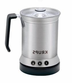 KRUPS XL2000 Electric Milk Frother with Cappuccino Latte and